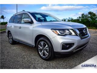 Nissan Puerto Rico Nissan, Pathfinder 2020