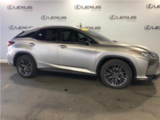 Lexus Puerto Rico Lexus, Lexus RX 2017