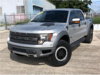 Ford F-150 FX4 Negra 4x4 doble cabina , Ford Puerto Rico