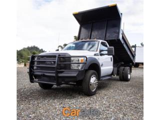Ford Puerto Rico Ford, F-500 series 2012
