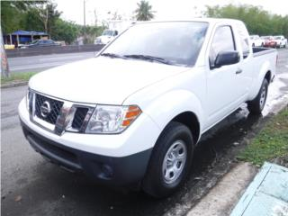Nissan Frontier SL V6 4x2 Dob.Can. 2011 , Nissan Puerto Rico