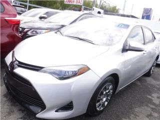 COROLLA XSE HASTA 33MPG! , Toyota Puerto Rico