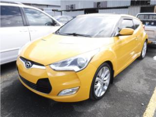 Hyundai, Veloster 2012, Accent Puerto Rico