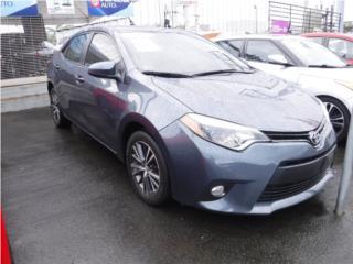 YARIS SPORT SEDAN 4MIL MILLAS NUEVO! 16 GANGA , Toyota Puerto Rico