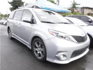 Toyota, Sienna 2017, Prius C Puerto Rico