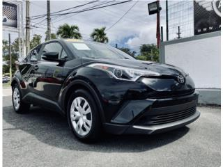 TOYOTA CH-R 2018 , Toyota Puerto Rico