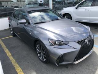 Lexus, Lexus IS 2017  Puerto Rico