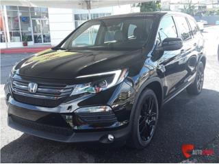 Honda Puerto Rico Honda, Pilot 2018