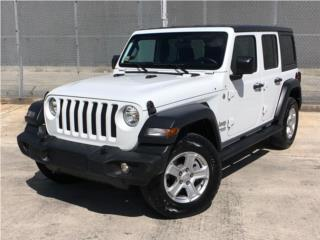 JEEP WRANGLER UNLIMITED 2017  , Jeep Puerto Rico