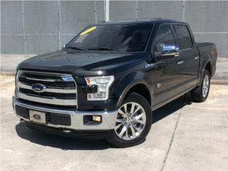 FORD F-150 CREW CAB  XLT 2018 , Ford Puerto Rico