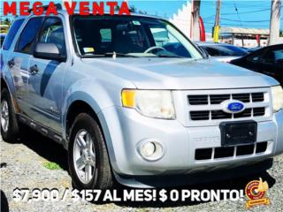 Ford Puerto Rico Ford, Escape 2012