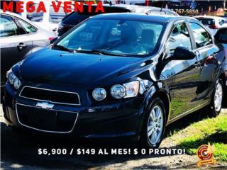 Chevrolet Puerto Rico Chevrolet, Sonic 2014