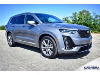 Cadillac Puerto Rico Cadillac, XT6 2020