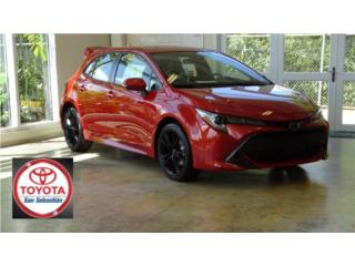 Toyota, Corolla 2020, Sienna Puerto Rico
