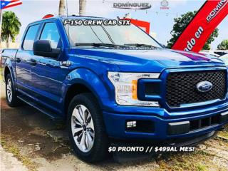 Ford Puerto Rico Ford, F-100 Pick Up 2018