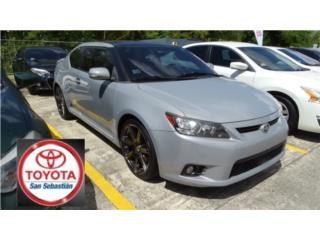 Scion, Tc 2012, FR-S Puerto Rico
