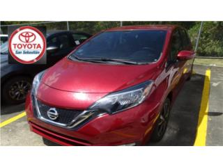 Nissan, Versa Note 2019, GMC Puerto Rico