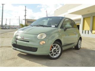 Fiat, 500 2012, 500 Puerto Rico