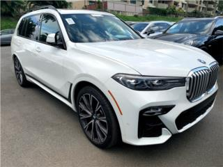 BMW X-3 XDRIVE 3.5i / M PKG 2017  , BMW Puerto Rico