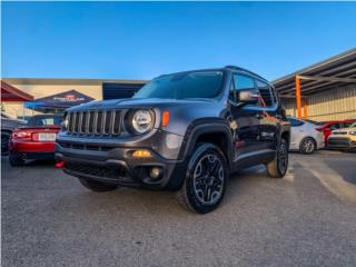 Jeep, Renegade 2017, Jaguar Puerto Rico
