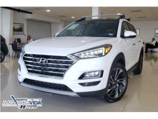 Hyundai, Tucson 2020, Santa Fe Puerto Rico