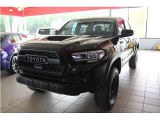 2018 TOYOTA TACOMA TRD SPORT , Toyota Puerto Rico