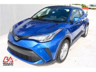 Toyota, C-HR 2020, Tacoma Puerto Rico