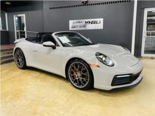 Porsche, Porsche 911 2020, Boxster Puerto Rico