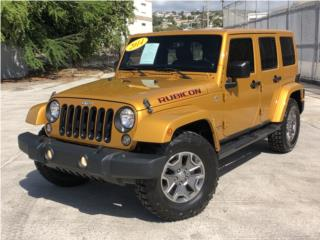 JEEP WRANGLER UNLIMITED #5168 , Jeep Puerto Rico