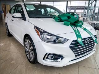 Hyundai, Accent 2020, Audi Puerto Rico