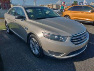 Ford Puerto Rico Ford, Taurus 2017
