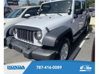 Jeep, Wrangler 2014, Patriot Puerto Rico