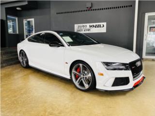 Audi, Audi S7 2014, Audi Q5 Puerto Rico