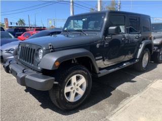 2019 JEEP WRANGLER UNLIMITED RUBICON , Jeep Puerto Rico