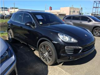 Porsche, Cayenne 2014, Cayenne Puerto Rico