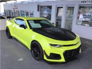 Chevrolet Puerto Rico Chevrolet, Camaro 2019