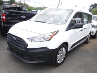 FORD TRANSIT CONNECT CERRADA , Ford Puerto Rico