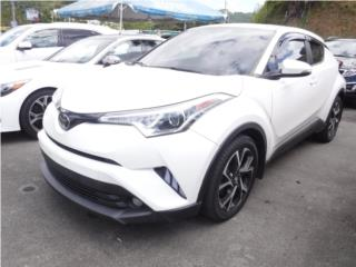 Toyota CH-R XLE 2018 , Toyota Puerto Rico