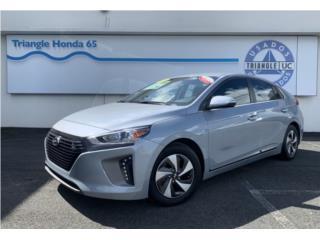 Hyundai Puerto Rico Hyundai, Ioniq 2018