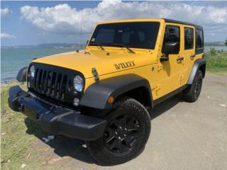 Jeep Wrangler Jx , Jeep Puerto Rico