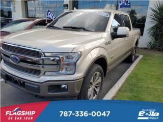 2018 FORD F-150 LARIAT 4X4, 2.7L V6 Ecoboost  , Ford Puerto Rico