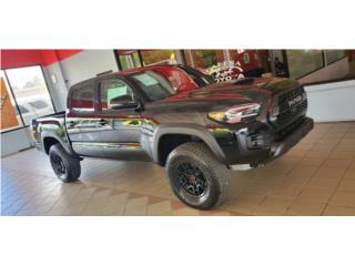 2020 TOYOTA TACOMA OFF ROAD 4x4 - Black , Toyota Puerto Rico