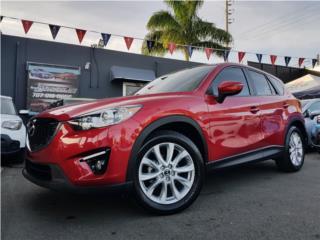 Mazda, Mazda CX-5 2015, CX-3 Puerto Rico