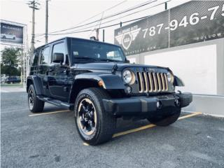 JEEP WRANGLER UNLIMITED SPORT 2008 , Jeep Puerto Rico