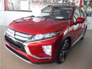 Mitsubishi, Eclipse Cross 2020, Mirage Puerto Rico