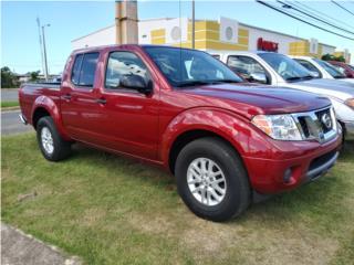 Nissan Frontier 2020 desde 22362 , Nissan Puerto Rico