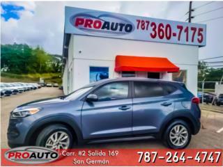 HYUNDAI TUCSON SE 2020  , Hyundai Puerto Rico