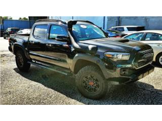 Toyota, Tacoma 2018, Highlander Puerto Rico