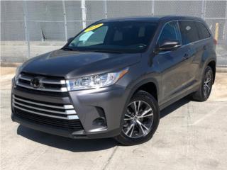 Toyota, Highlander 2019, Rav4 Puerto Rico