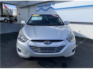 Hyundai, Tucson 2014, Accent Puerto Rico